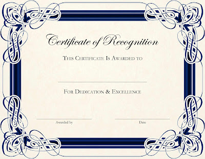 Blank Certificate Of Completion Templates Free Htyau