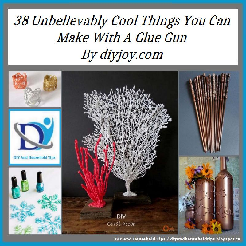 Diy and household tips 38 cool things you can make with a for Something you can draw