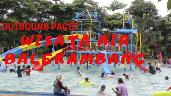 outbound anak pacet wisata air balekambang