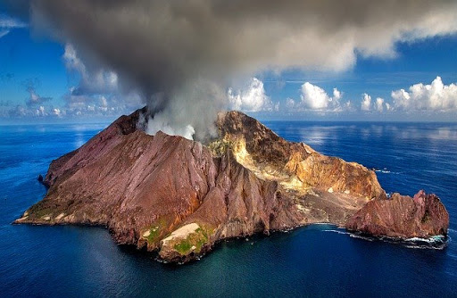 gunung berapi, new york, london, paris, samudera pasifik, amerika, lava, lahar, magma, kini saya ngerti