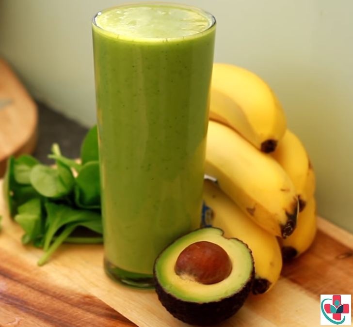 Refreshing Green Smoothie Recipe Packed With Health-Giving Properties