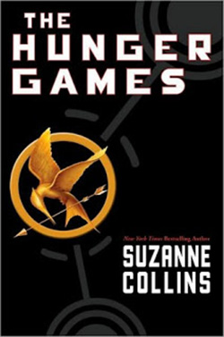 capa do livro the hunger games