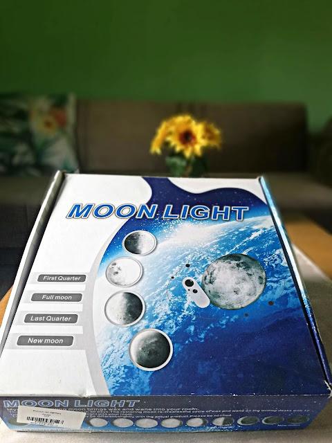 mjesec, moon, lamp, lampa, svjetiljka, gift, present, dar, poklon, ideja za poklon, review, recenzija