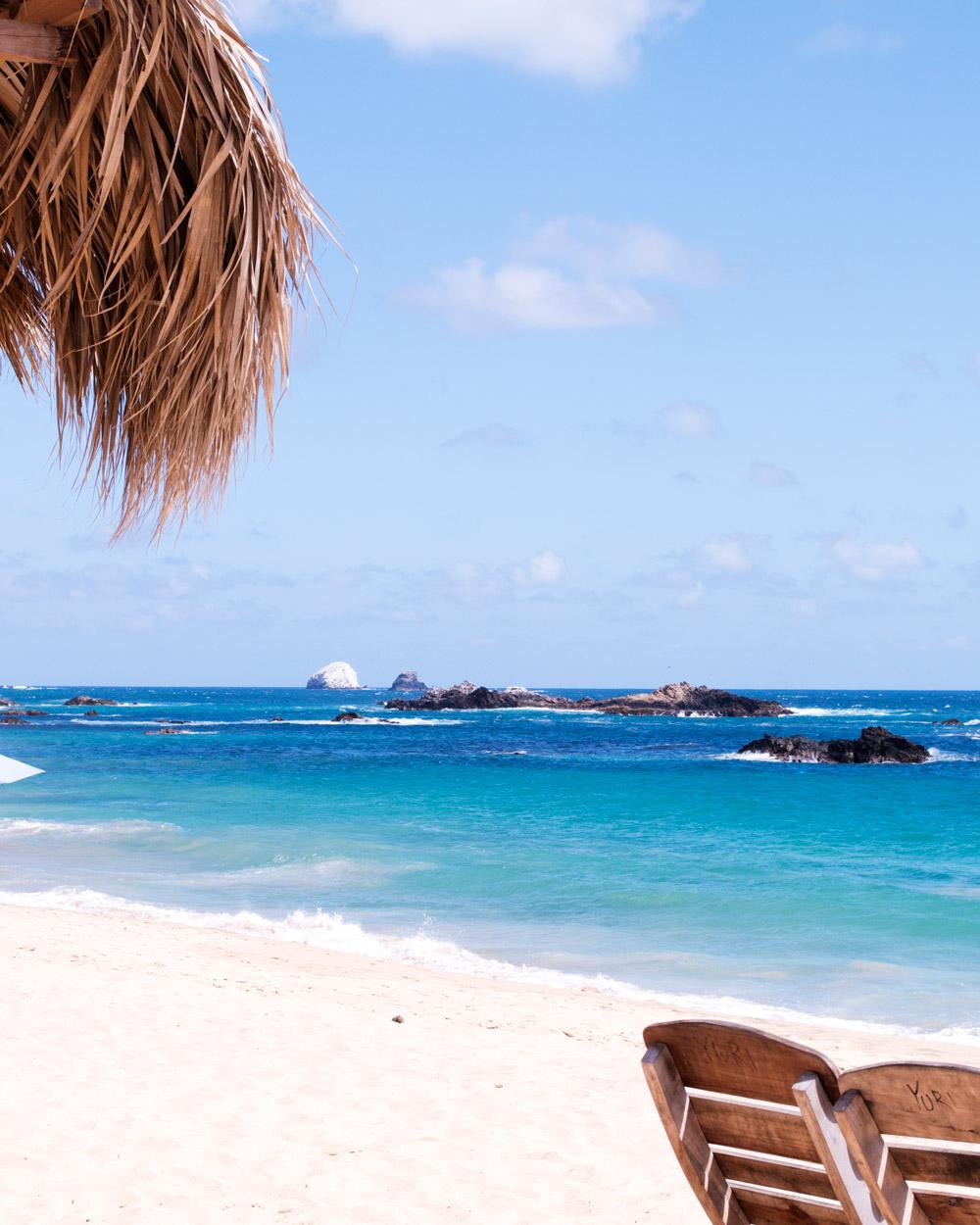 Playa Mazunte - stunning beach