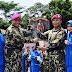 Tradisi Pelepasan Dan Penyambutan Komandan Korps Marinir
