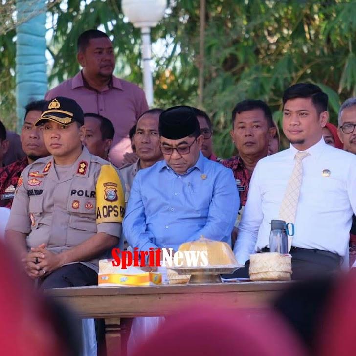 Bupati Adnan, Hadiri Peringatan Hari Anak Nasional Tingkat Kab Gowa