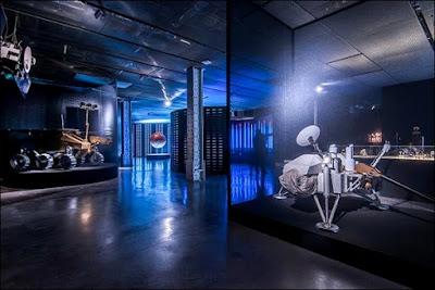 Marte en el Espacio Fundación Telefónica