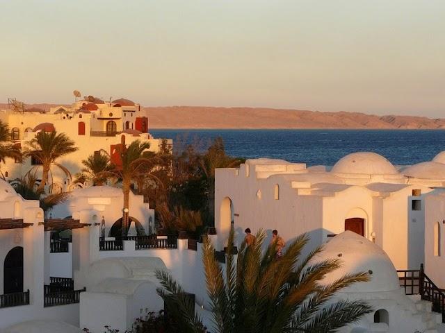Хургада - отдых на красном море
