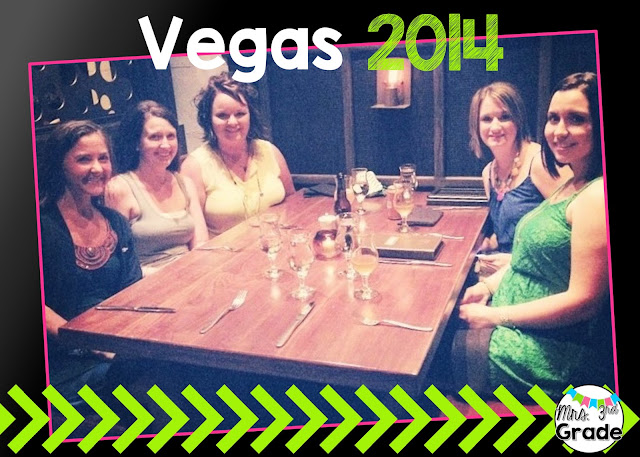 Hanging out with some of my favorite bloggers in Vegas 2014
