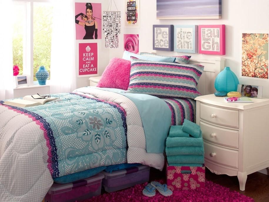 Teen Bedroom Idea