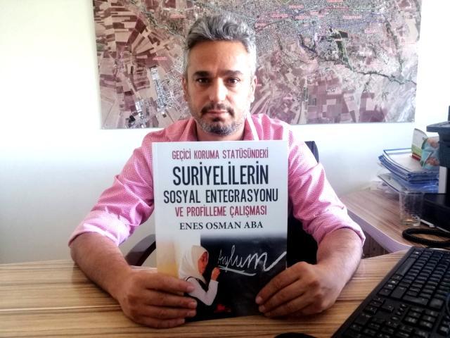 Yazar Enes Osman Aba'nın Yeni Kitabı Çıktı