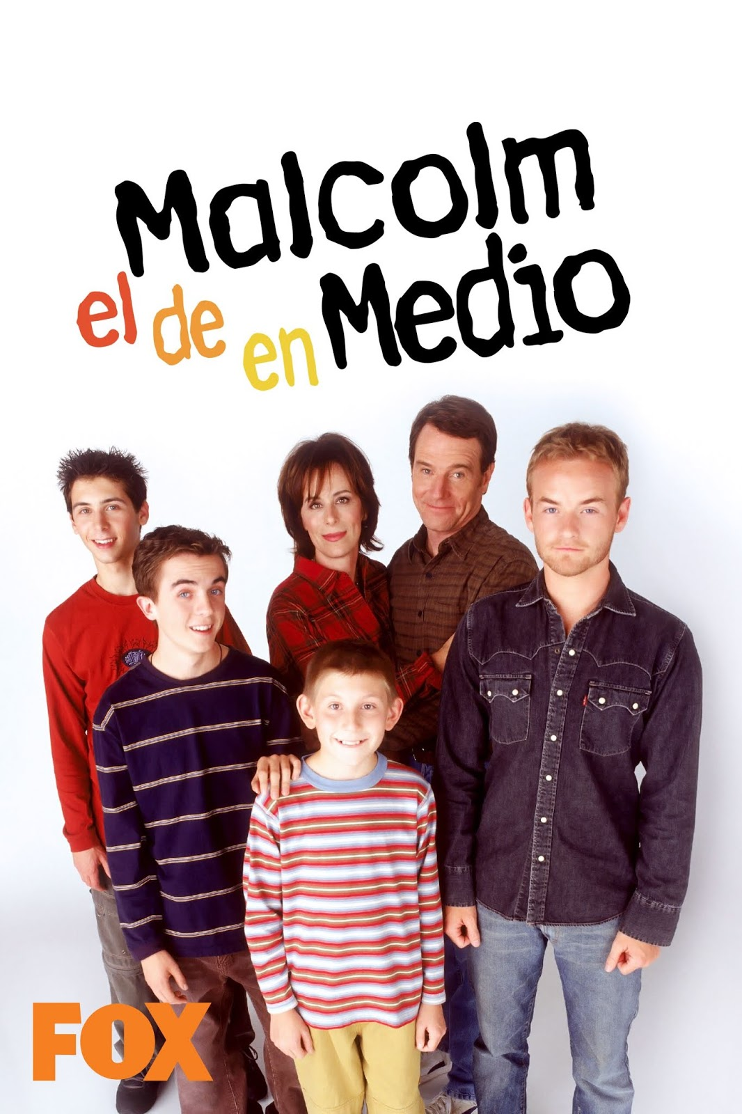 Malcolm in the Middle (2005) Temporada 6 AMZN WEB-DL 1080p latino