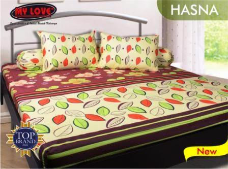 My love motif Hasna