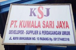 Lowongan Kerja Padang: PT. Kumala Sari Jaya Oktober 2018