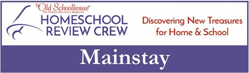 The Old Schoolhouse Homeschool Review Crew Mainstay Button