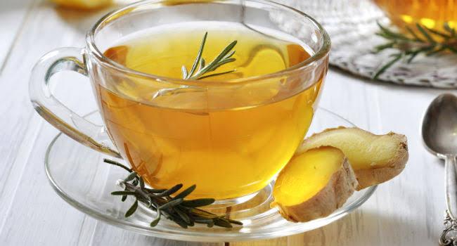 chá para emagrecer e  perder barriga
