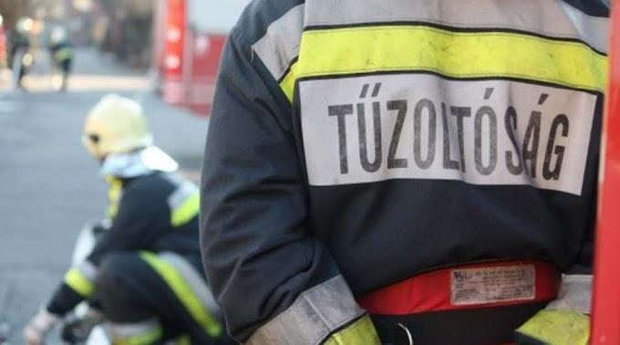 Leszakadt elektromos vezeték és beázott pince miatt riasztották a szabolcsi tűzoltókat