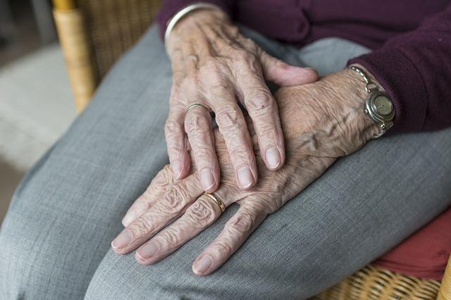 Jak zaakceptować starość?
