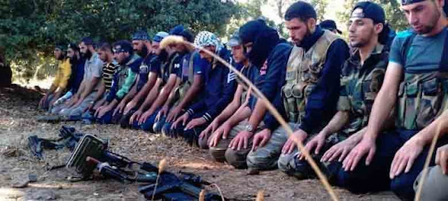 Keajaiban Di Suriah Para Malaikat, Tentara Allah, Turun Membantu Mujahidin