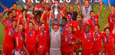 يويفا يعلن قائمة الموسم من دورى أبطال أوروبا 2020