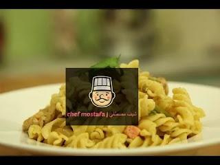 Pasta curry