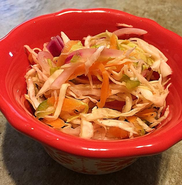 Curtido (Salvadoran Cabbage Slaw)