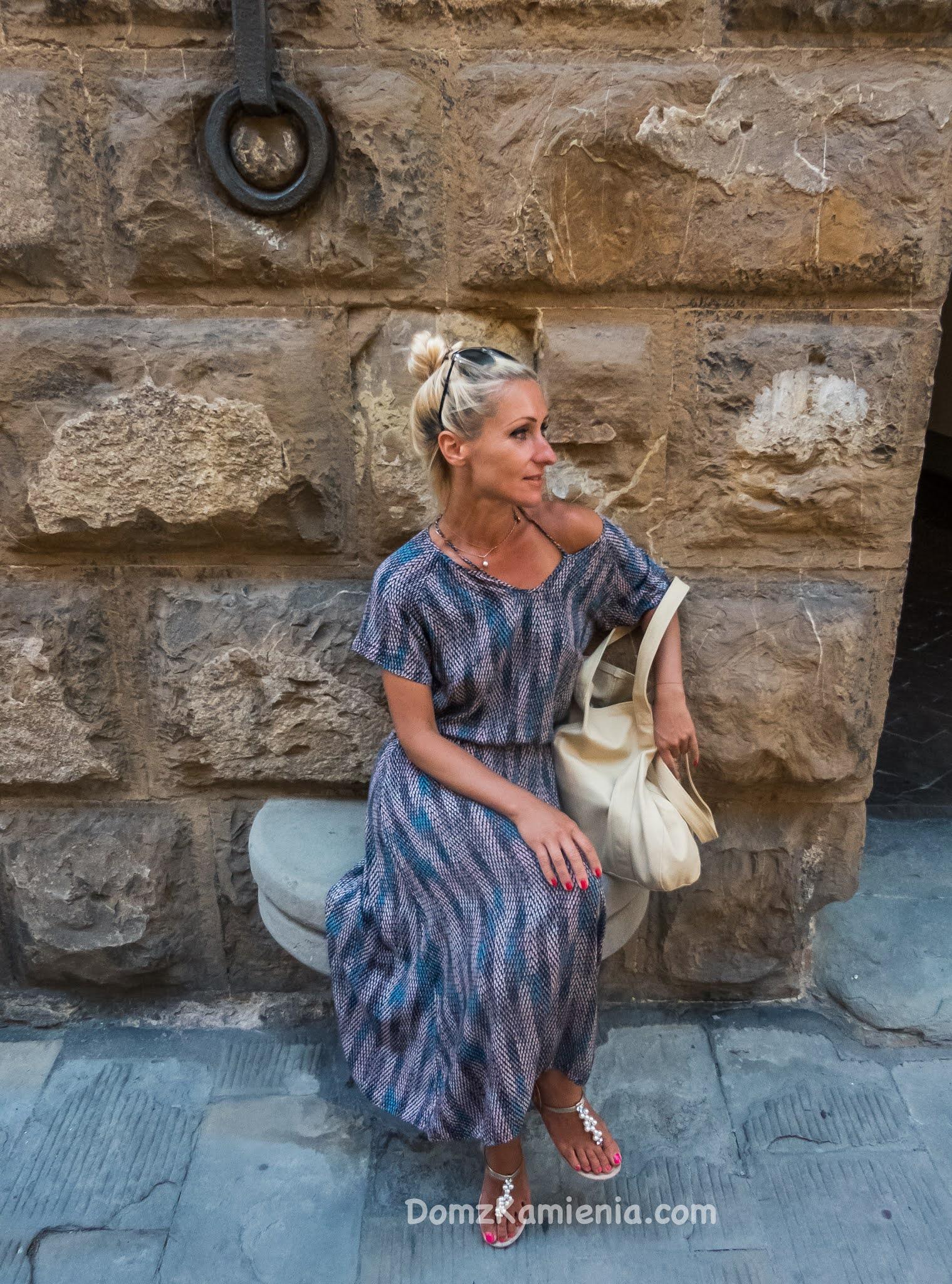 Dom z Kamienia - Sekrety Florencji - Kasia Nowacka