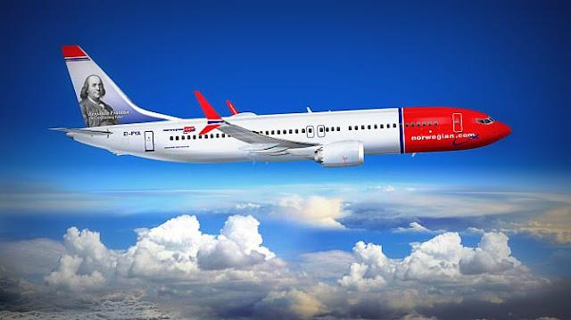 El gobierno otorgó la autorización para operar 153 vuelos a Norwegian Argentina