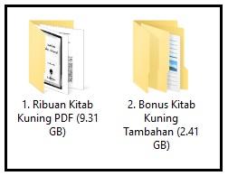 kitab kuning pdf dijual dalam flashdisk 16 gb