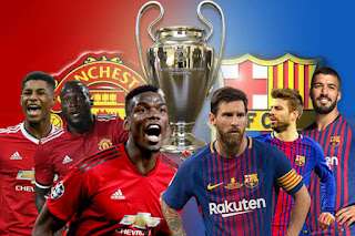 مباشر مشاهدة مباراة مانشستر يونايتد وبرشلونة بث مباشر 10-04-2019 دوري ابطال اوروبا يوتيوب بدون تقطيع