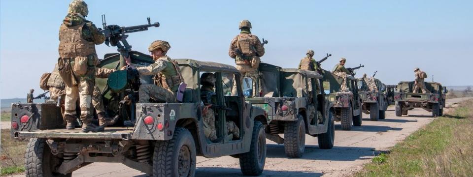 Територіальна оборона повинна постійно готуватися до оборони своєї території – Хомчак