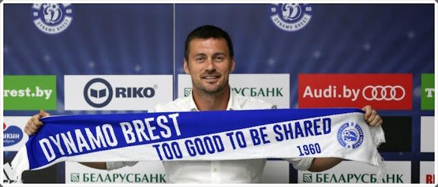 Dynamo Brest Artem Milevskiy