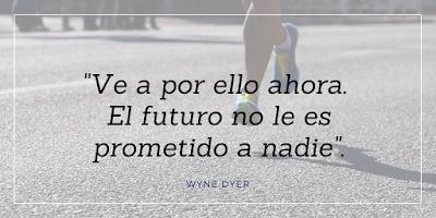 Wyne Dyer frases de motivación deportiva