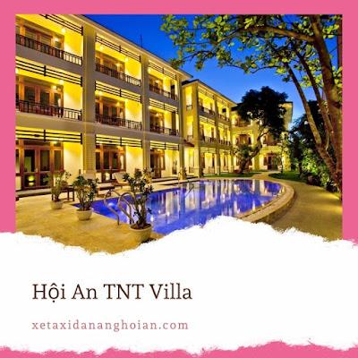 khách sạn Hội An có bể bơi