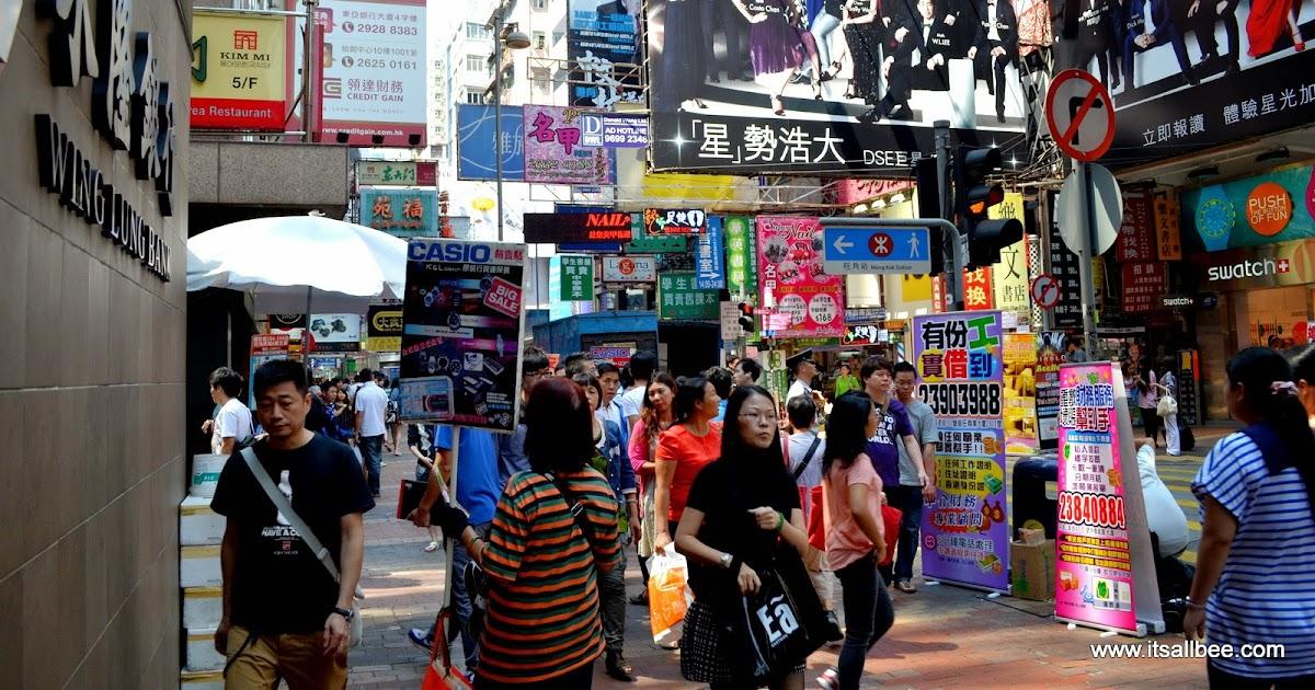 Visual Diary Discover Hong Kong Its All Bee
