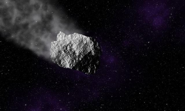 Μεγάλος αστεροειδής πέρασε κοντά στη Γη σήμερα τα ξημερώματα