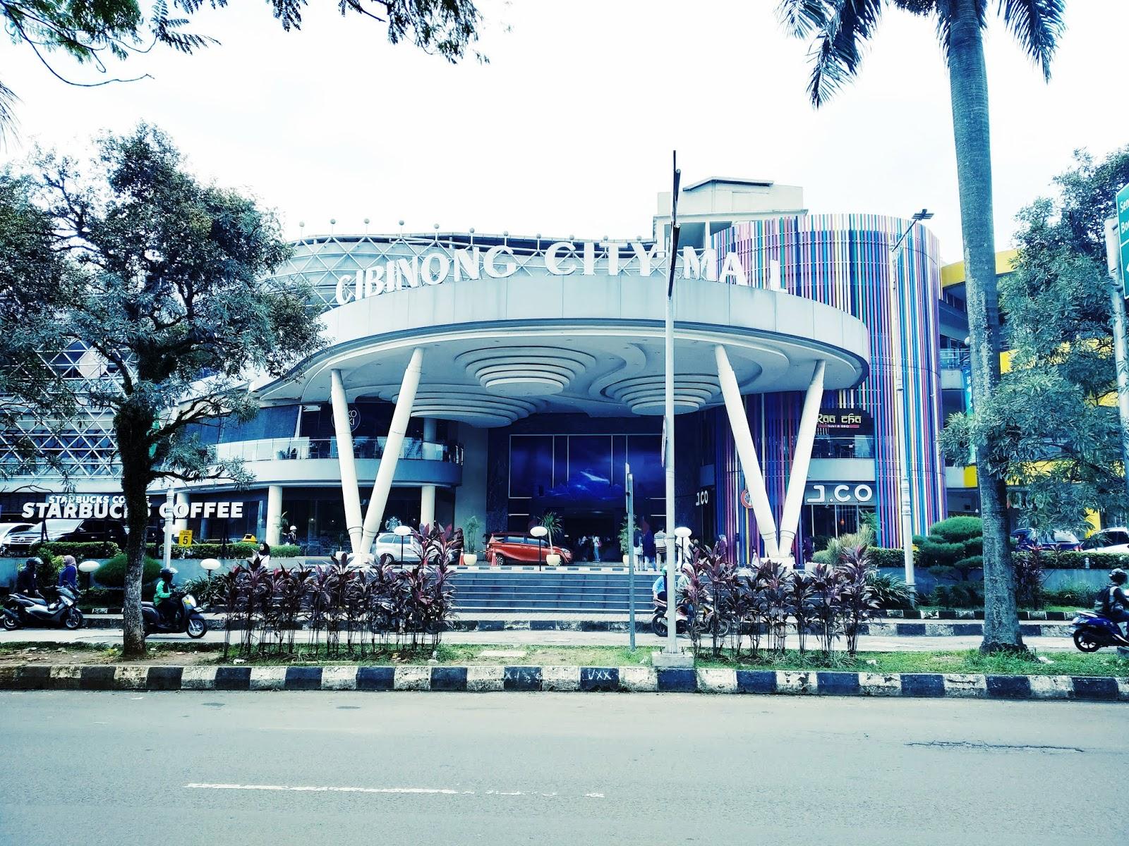 Jalan Jalan Ke Cibinong City Mall Untuk Akhir Pekan Yang