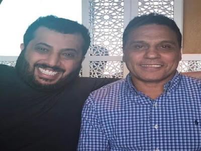 حسام البدري, ترك ال شيخ, النادي الاهلي,