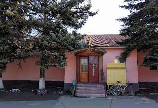 Посёлок Удачное. Свято-Георгиевская церковь