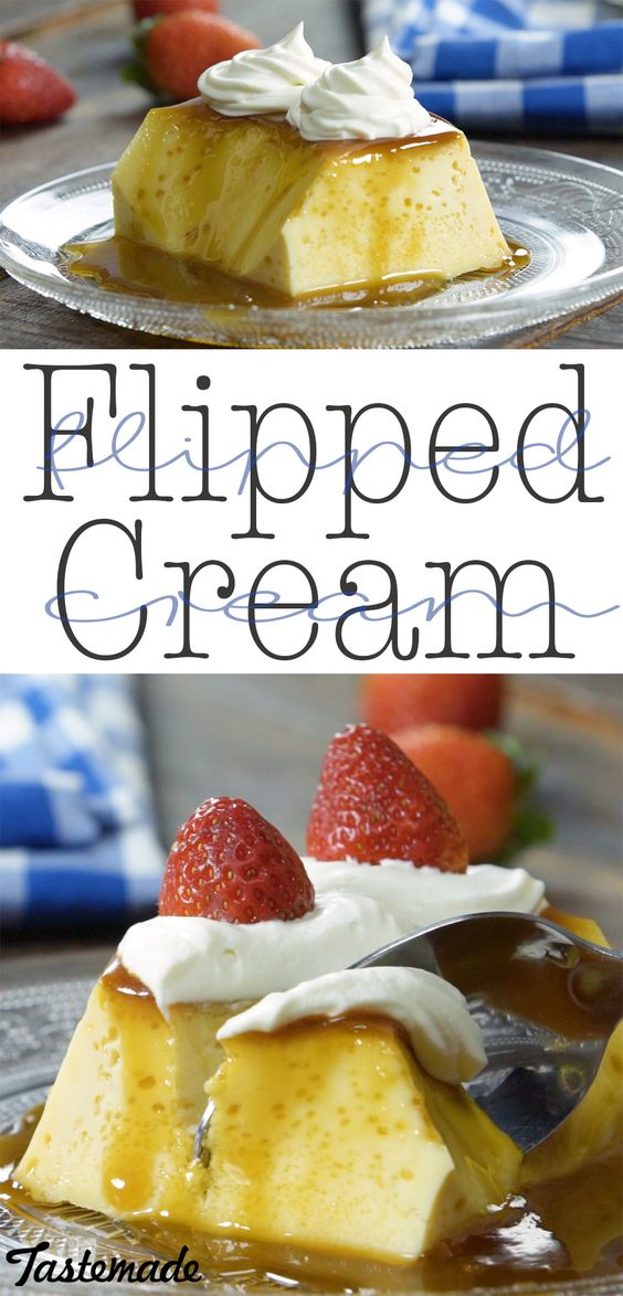 FLIPPED CREAM