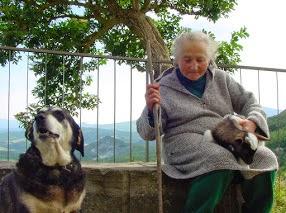 Suor Chiara del Cerbaiolo e i suoi animali- Foto Antonio Gregolin
