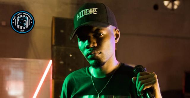 Rap Angolano | Bom Hip Hop - Barras #02 com Carlos Candy