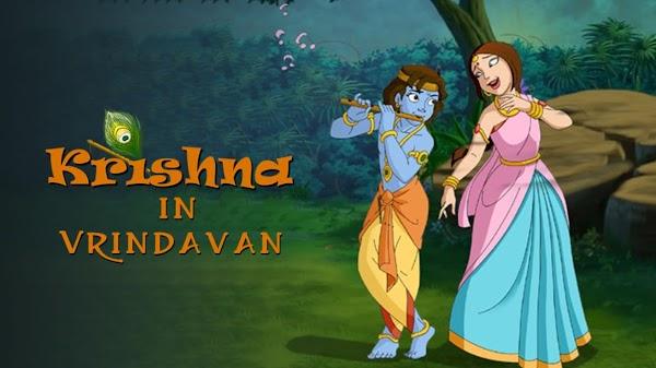 Krishna In Vrindavan Full Movie In Tamil