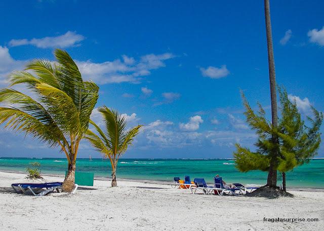Praia de Bávaro, Punta Cana, República Dominicana