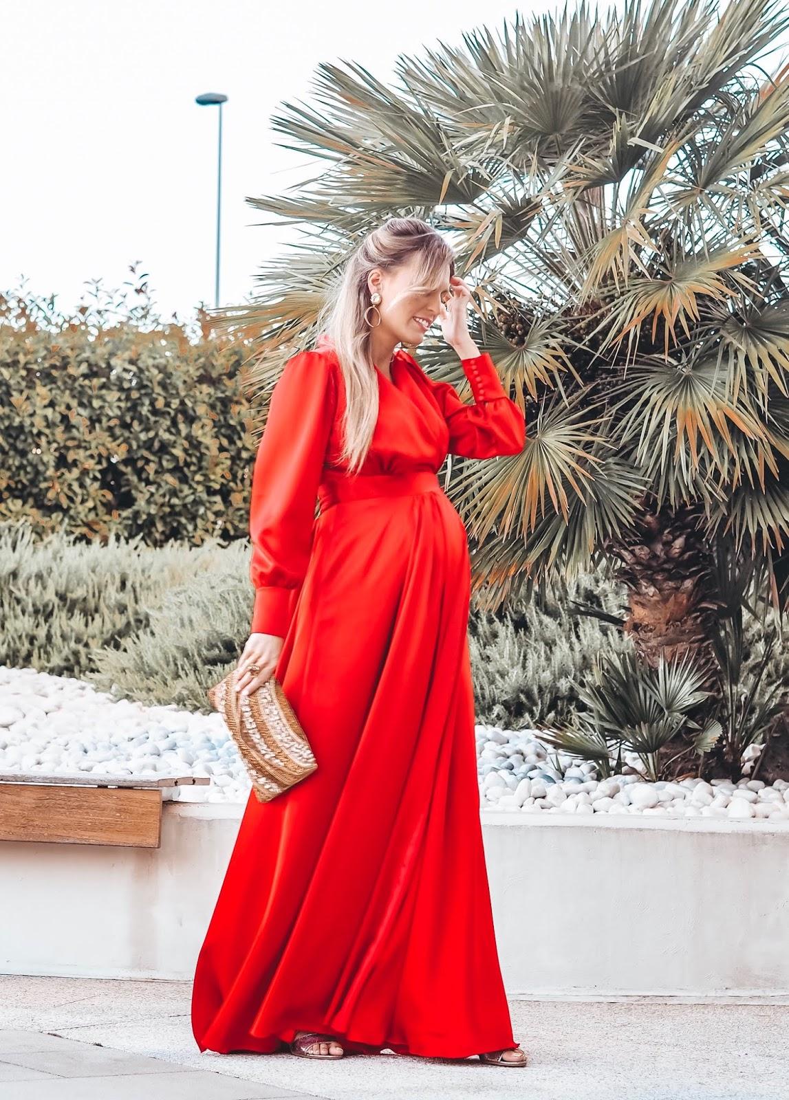 vestidos madrina Pamplona