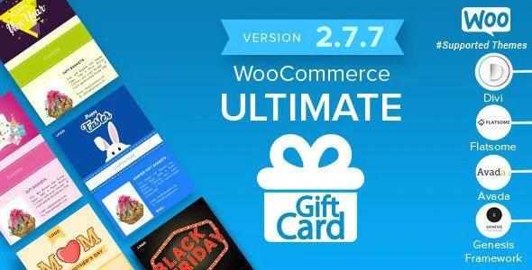 WooCommerce Ultimate Gift Card v2.7.7