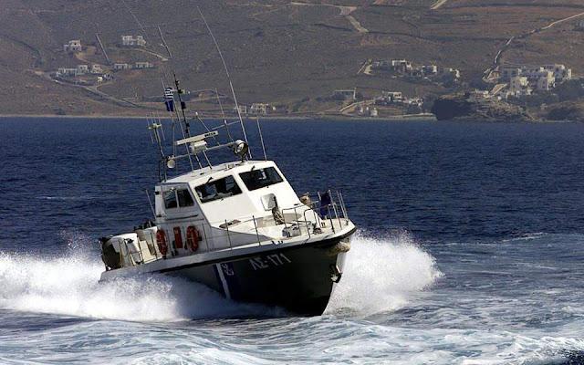 Σε επιφυλακή Λιμενικό και Πολεμικό Ναυτικό