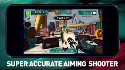 Major GUN FPS endless shooter mod apk
