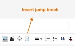 Jump Break लगाए