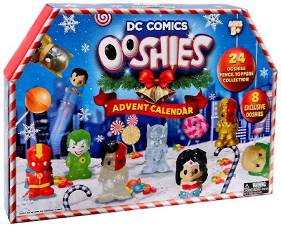 superhero advent calendar